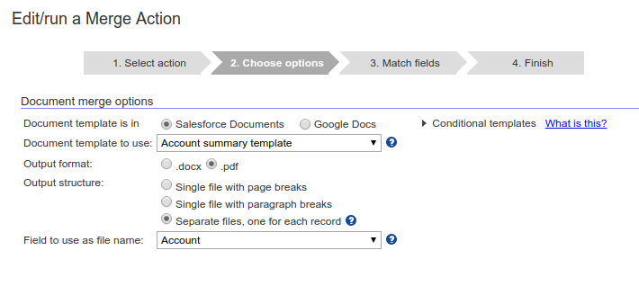 Document And Email Generation Apsona For Salesforce