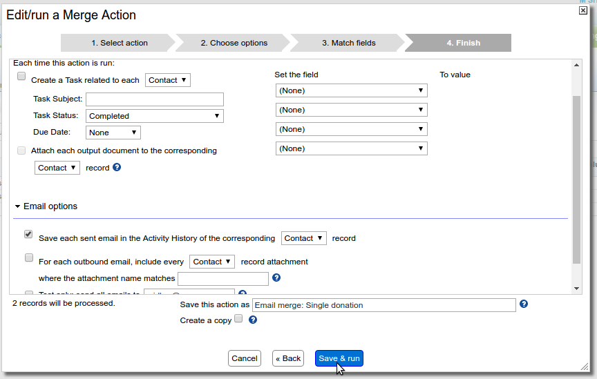 Email And Document Merge Apsona For Salesforce